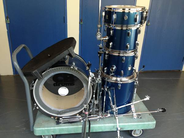 CB Drums SP series - $1 (Santa Maria)