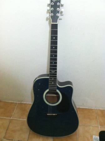 Guitar Esteban Limited Edition (Santa Maria Ca)