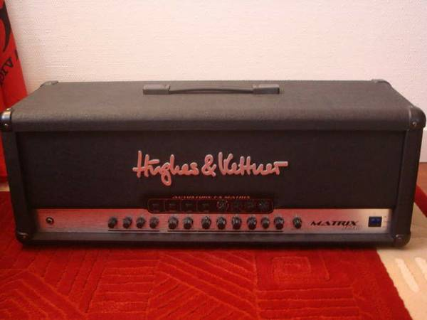 Trade My Hughes and Kettner Guitar Head for Bass Head Amp (Santa Maria or Five Cities)