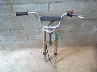 CRF50xr50 Parts wanted forkshockcarb - $1 (cen coast will travel to you)