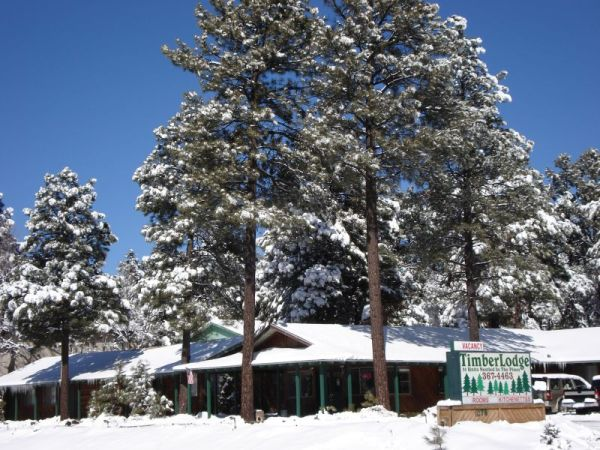 Motel for Sale - easy conversion to Apartments - $679000 (Pinetop, AZ)