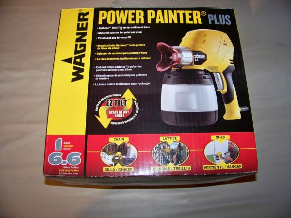 WAGNER POWER PAINTER PLUS - $50 (pinetop-lakeside)