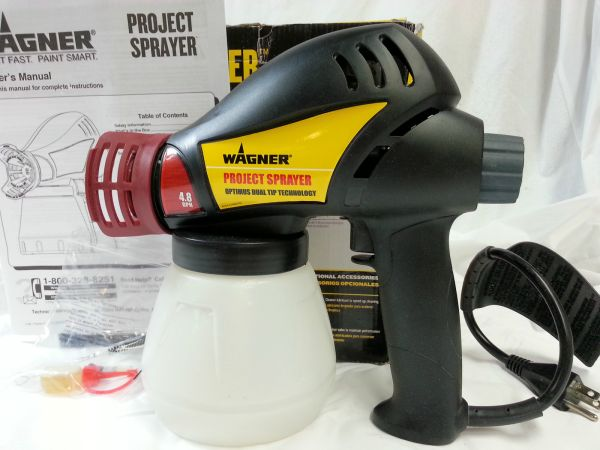 WAGNER PROJECT SPRAYER - $50 (pinetop-lakeside)