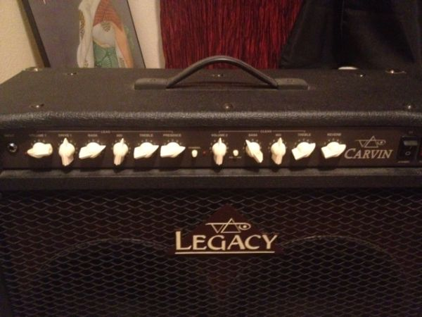 Carvin Steve Vai Legacy Amp - $800 ( Show Low)