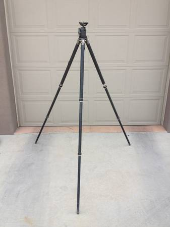 Gitzo Studex Performance Tripod - $125 (downtown U of A Armory Park)