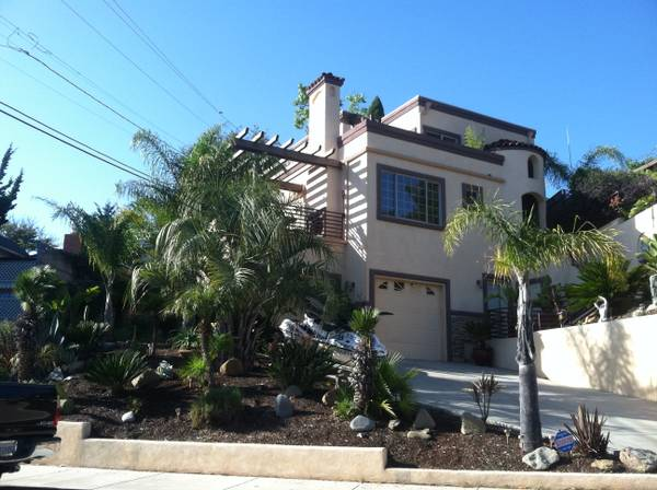 $745 4000ftsup2 - HUGE CUSTOM HOME NEXT TO CAL POLY DOWNTOWN SLO (slo-Near CalPoly Grand Ave. Entrance)