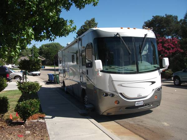 RV Rental for the 4th of July Weekend (Paso Robles)