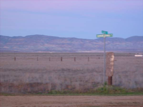 - $19750 2.5 acres with well (California Valley)