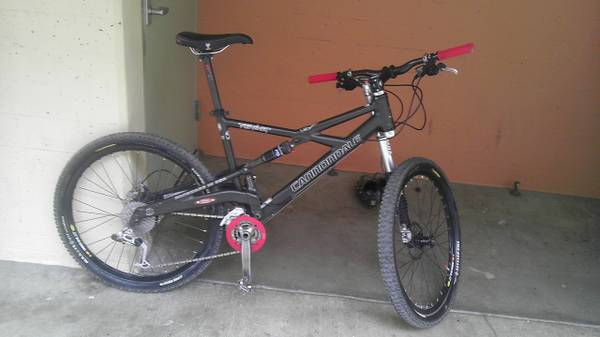 Large Cannondale Prophet 1000 Mountain bike - $750 (cal poly)