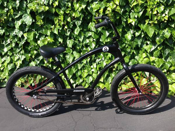 Electra Straight 8 Limited Edition Beach Cruiser - $500 (SLO)