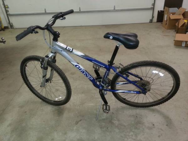 Giant Boulder SE Mountain Bike - $300 (Paso Robles)
