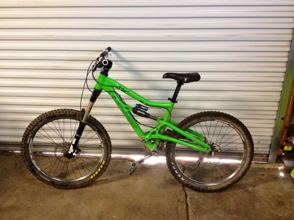 Santa Cruz Bullit Mt. Bike - $1500 (Cayucos)