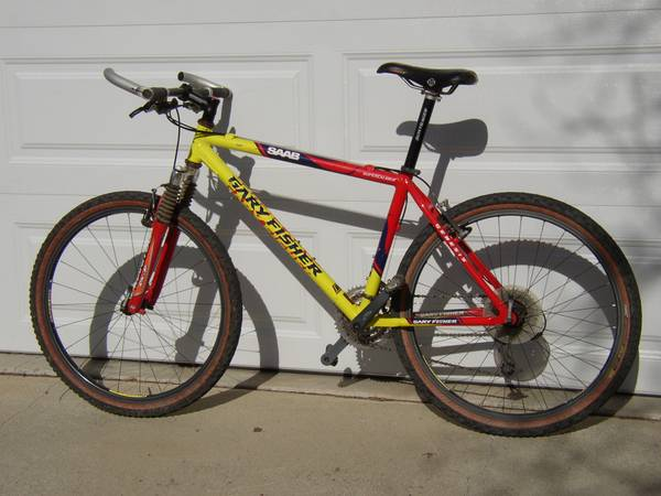 Gary Fisher Supercaliber Mountain Bike (medium frame) - $800 (San Luis Obispo)