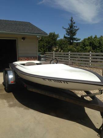1975 DiMarco Jet Boat - $1700 (North County)