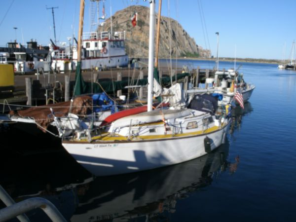Challenger 32ft sailboat - $26000 (Morro Bay)
