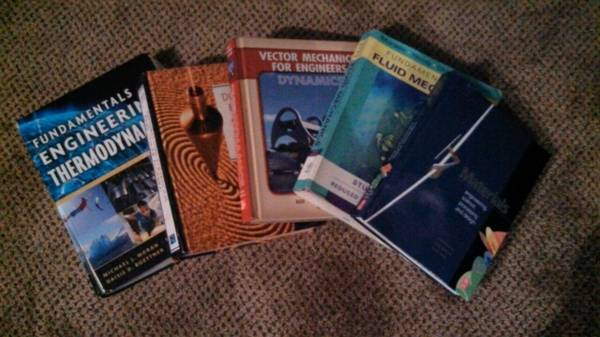 Cal Poly Engineering Textbooks