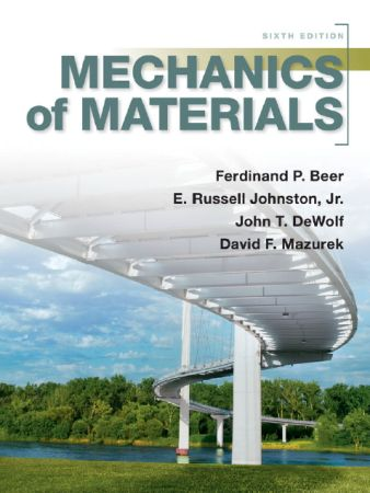 CE 204 or 207 - Mechanics of Materials 6th Ed - $40 (SLO)