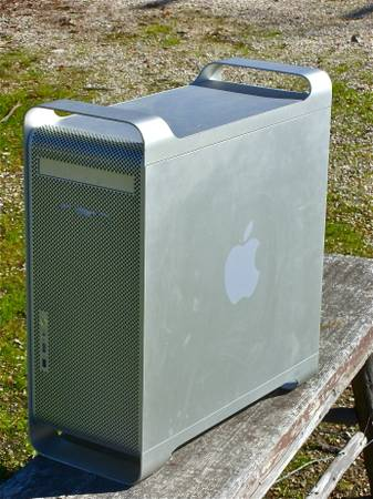 G5 Mac server for parts or repair - $1 (PASO SLO)