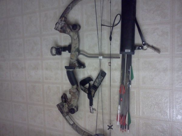 Martin Pro Series Compound Bow - $325 (SLO)