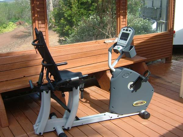 Top of the line Exercise Bike - $900 (Central Coast )