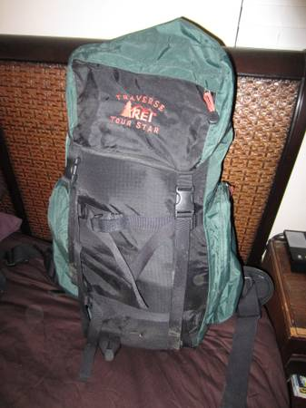 REI Traverse Tourstar Backpack - $25 (San Luis Obispo)