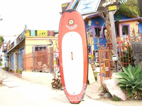 Liquid Shredder SUP With Paddle - $850 (470 Price St Pismo Beach)