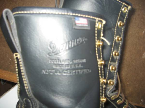 Danner smokejumperwildland firelogger boots size 13 VERY NICE - $100 (Nipomo)