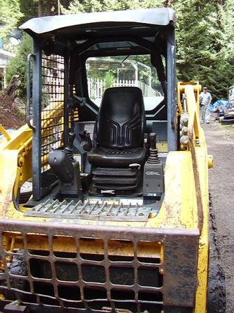 2005 CTL60 GEHLBobcat Track Skid Steer - $18000 (south bay)