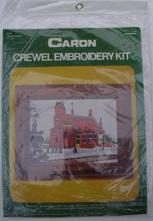 Embroidery Kits (South SLO)