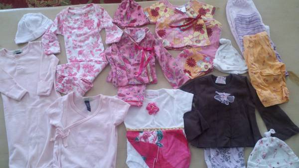 High End Girls Baby Clothes - Lot - $75 (Arroyo Grande)