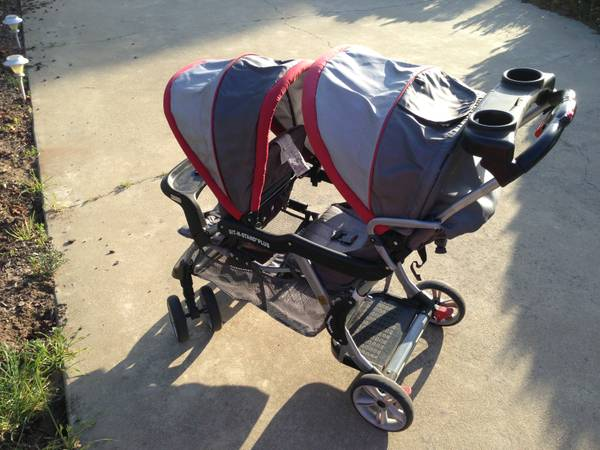 Baby Trend Sit N Stand Plus Double Stroller - $80 (AGSLO)
