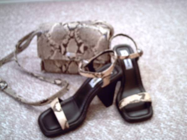 Steve Madden shoes and Purse - $25 (Morro Bay)