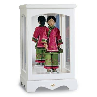 American Girl Doll Display Case - $45 (Paso Robles)