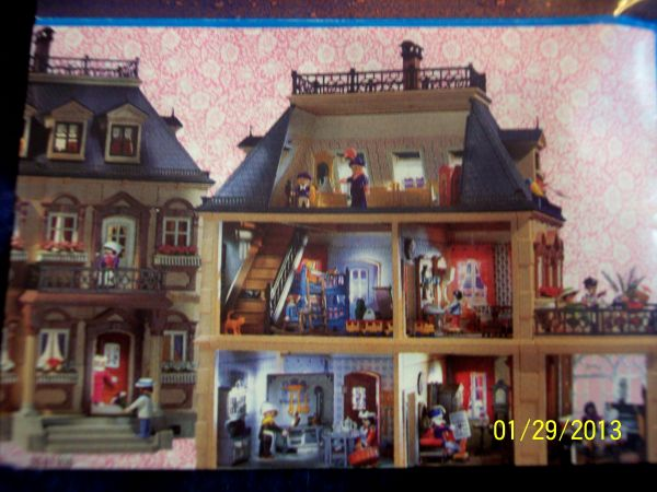 Vintage Playmobil Victorian Mansion - $600 (Paso Robles)