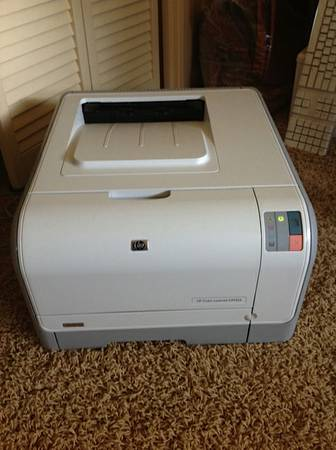 HP Color Laser Jet CP1215 - $45 (Cambria)