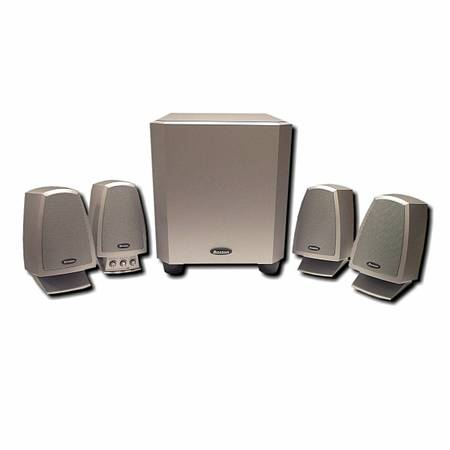Boston Acoustics BA7800 4.1 Surround Sound Computer Speakers with Sub - $60 (SLO)