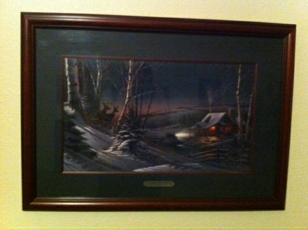 TERRY REDLIN WILDLIFE PRINTS - $100 (atascadero)