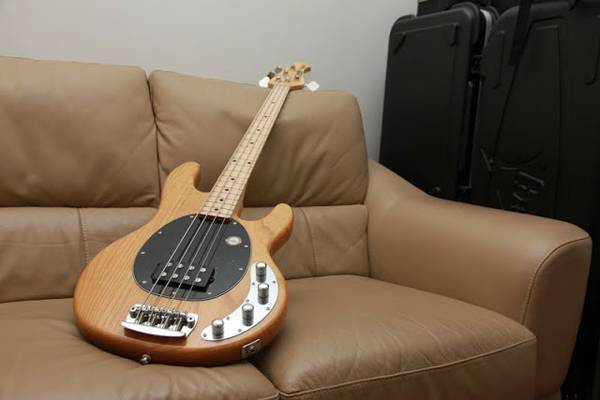 Sterling Bass Guitar ray34 Natural Finish - $689 (san luis obispo)