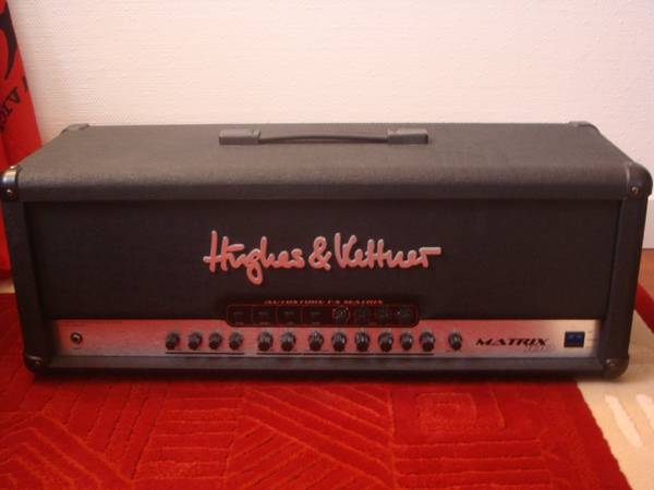 Trade My Hughes and Kettner Guitar Head for Bass Head Amp (5 Cities)