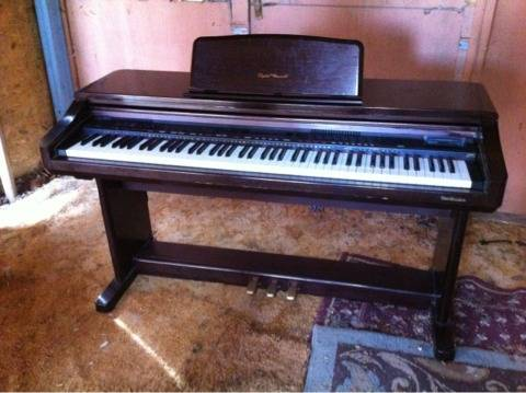 Technics PCM Digital Ensemble PR 305 (88 Key Electric Piano) OBO - $550 (Atascadero)