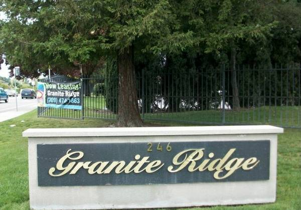 $669 2br - Just what youre looking for Granite Ridge Apartments (Stockton)