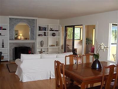 - $2950 2br - 1600ftsup2 - Fully furnished view home on San Francisco Bay for September (san rafael)