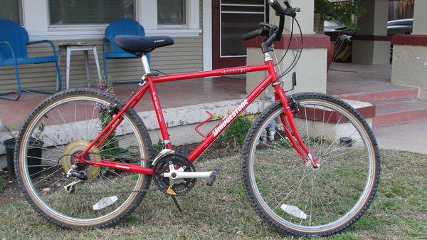 VINTAGE BRIDGESTONE CB1 MOUNTAIN BIKE-LIKE MARIN TREK SPECIALIZED - $100 (STOCKTON)