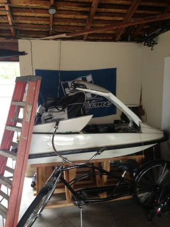 Superjet square nose - $2000 (Lodi)