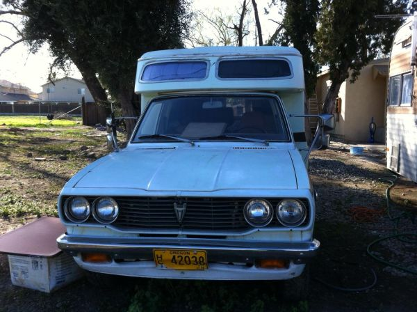 1977 Toyota Chinook Very Clean and Runs brand new obo - $3000 (Tracy)