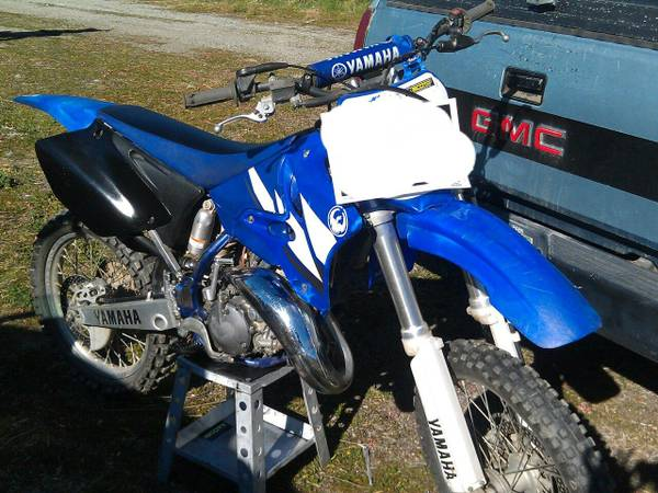 Dirt bike Yamaha YZ 125 - $2000 (Elk Grove-Stockton)