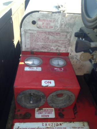 Goodall Start-All 716 12-24 Volt Commercial Jump StarterGenerator - $250 (modesto)