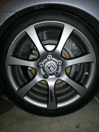 Honda Civic Si 18 HFP rims