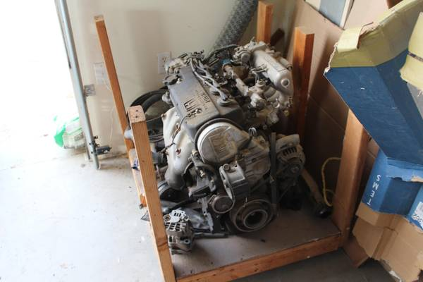 Honda d16a6 Engine COMPLETE BLOCK - $650 (Sonora, California)