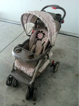 Car Seat and Stroller - $115 (Escalon French C)